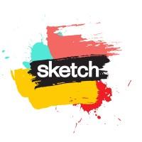 New SKETCH colour logo